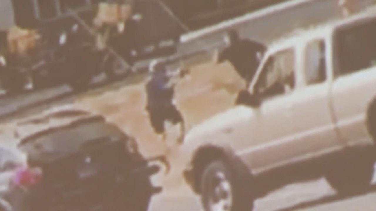 Shooting of man who took officer's gun ruled justified