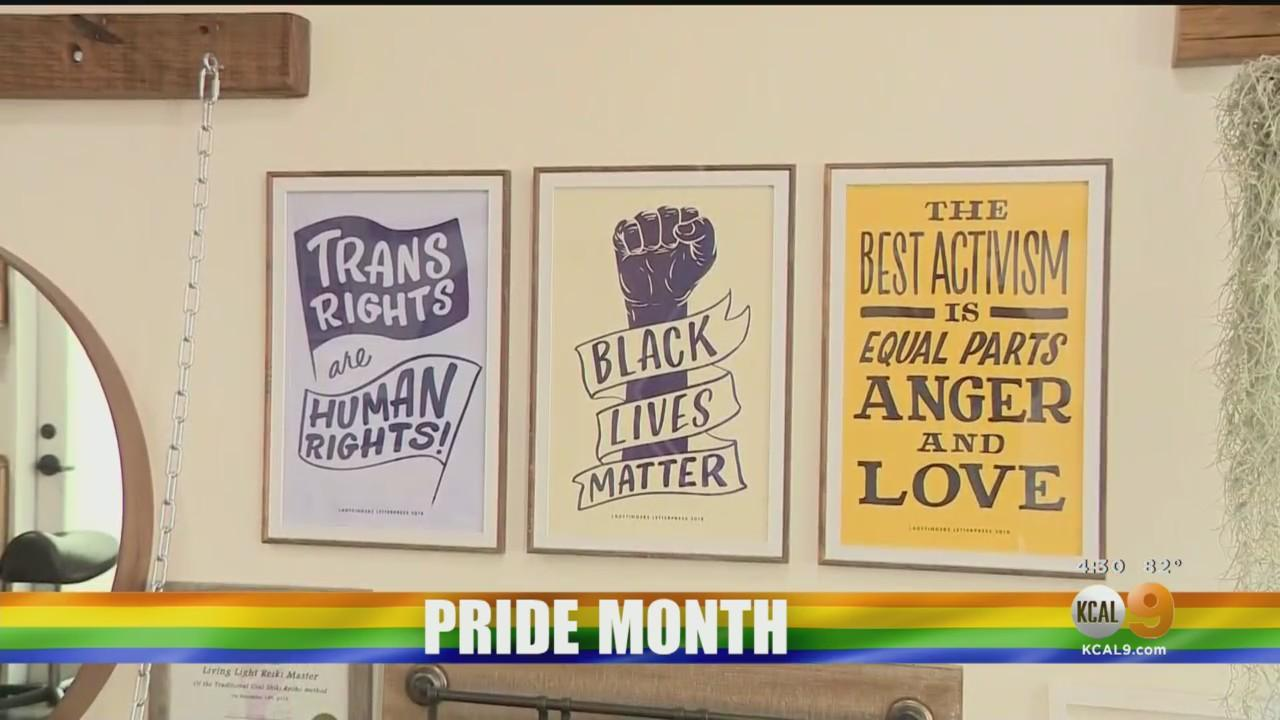 CBS2/KCAL9 Celebrates Pride By Highlighting LGBTQ+ Businesses, Events