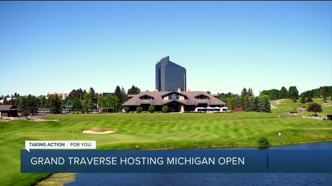 Previewing the 2021 Michigan Open with Tom McGee