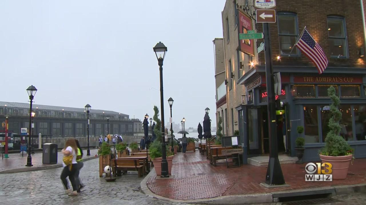 'It's Just All Political Agenda' Some Business Owners Criticize Mayor, City Response In Fells Point; Street Closures In Ef