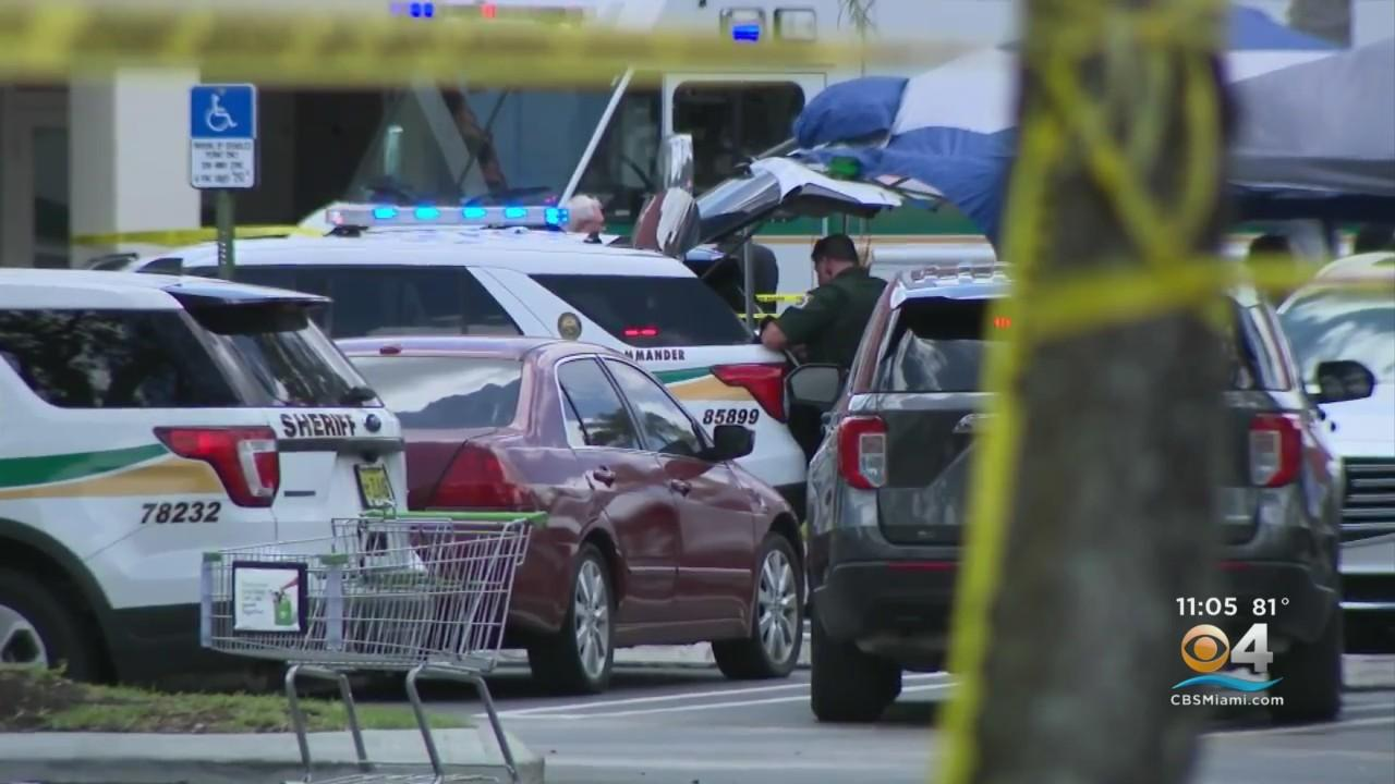 Sheriff: Publix Gunman Timothy Wall Wanted 'To Kill People And Children'