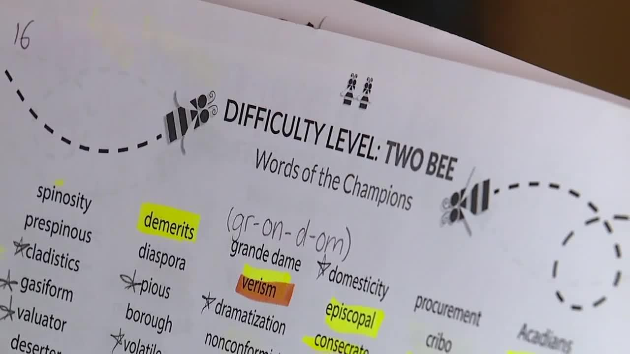 4 students set to represent KC in 2021 Scripps Spelling Bee