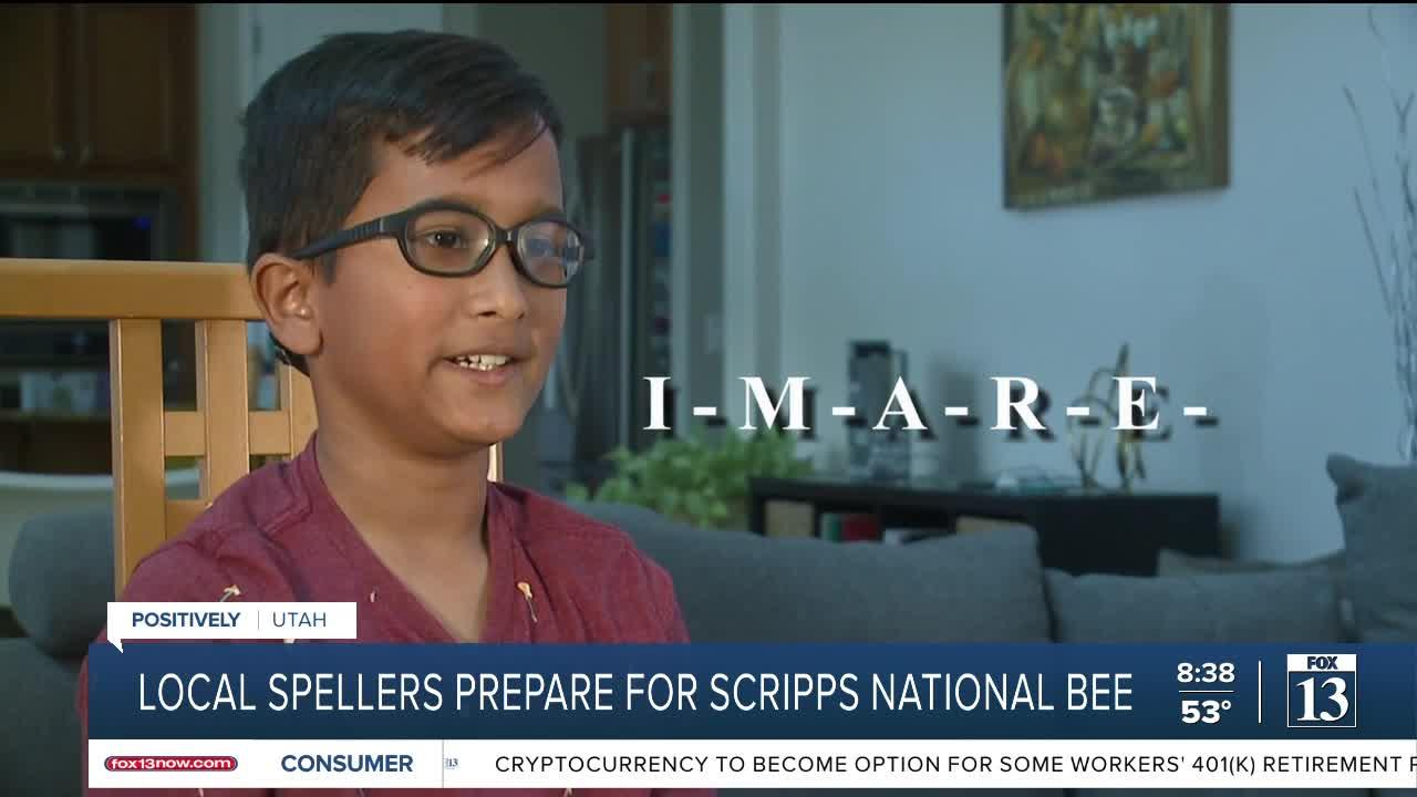 Scripps Spelling Bee preview: Adity Jonnalagedda