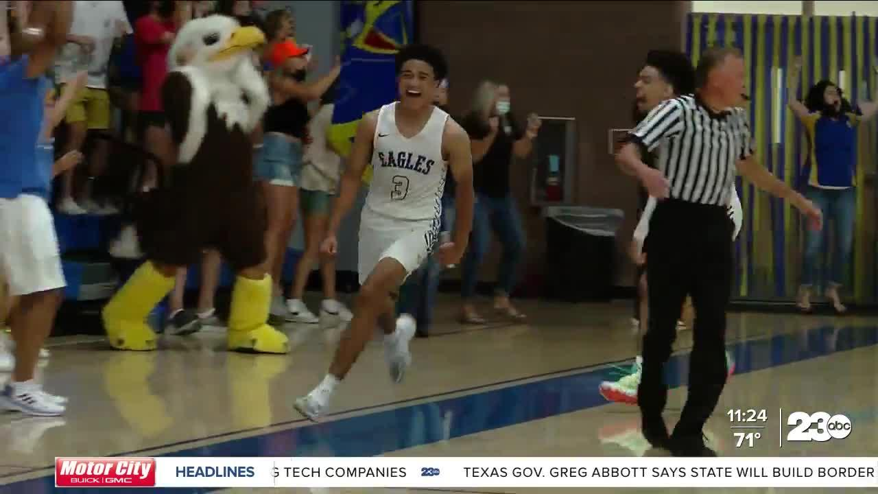 23ABC Sports: BCHS boy's basketball win second straight valley championship; local athletes compete in south area championships