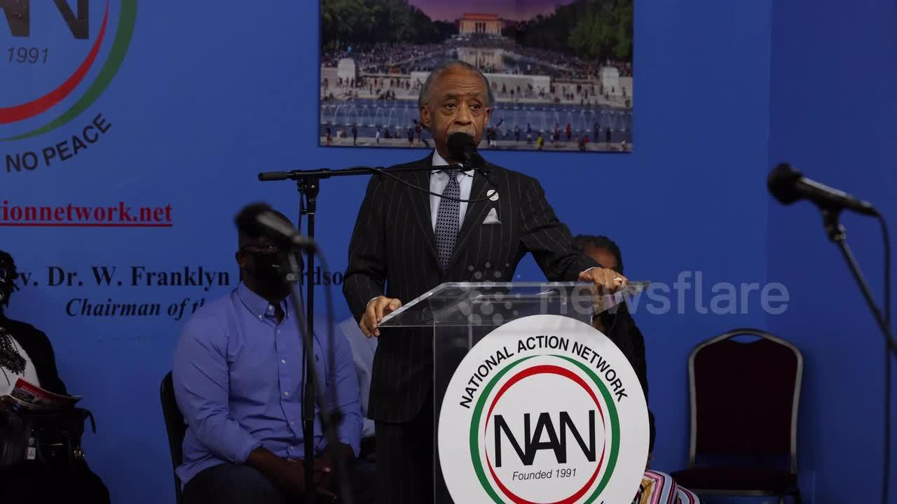 NYC Mayoral Race: Rev. Sharpton hosts turnout rally with Wiley, Adams, Yang, and McGuire
