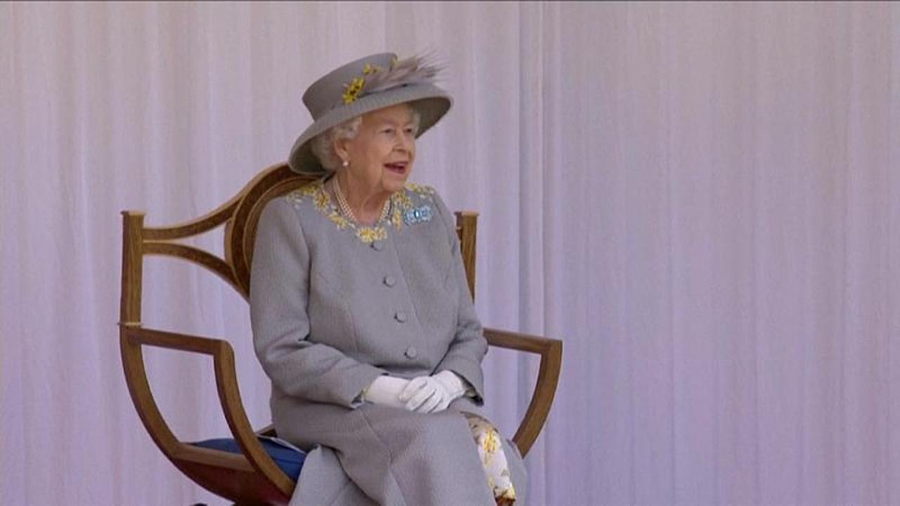 Britain's Queen Elizabeth II celebrates her official 95th birthday