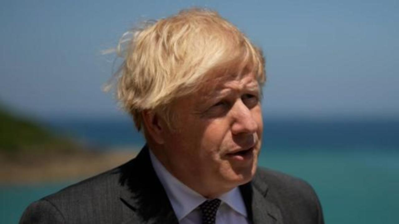 Boris Johnson asked if he agrees that Putin is a 'killer'