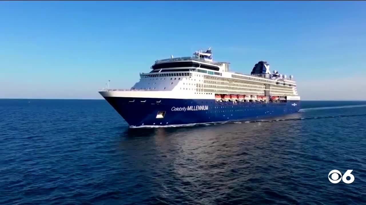 2 cruise passengers test positive for COVID-19 despite vaccine requirement for adult guests