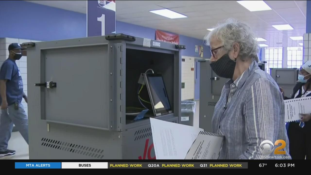 Early Voting Begins For NYC Primary Election