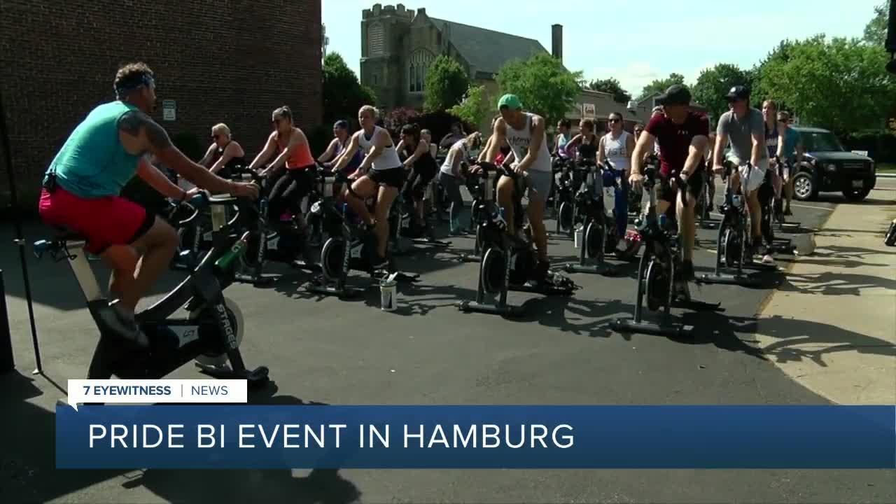 Pride Bi in Hamburg supports LGBTQ youth