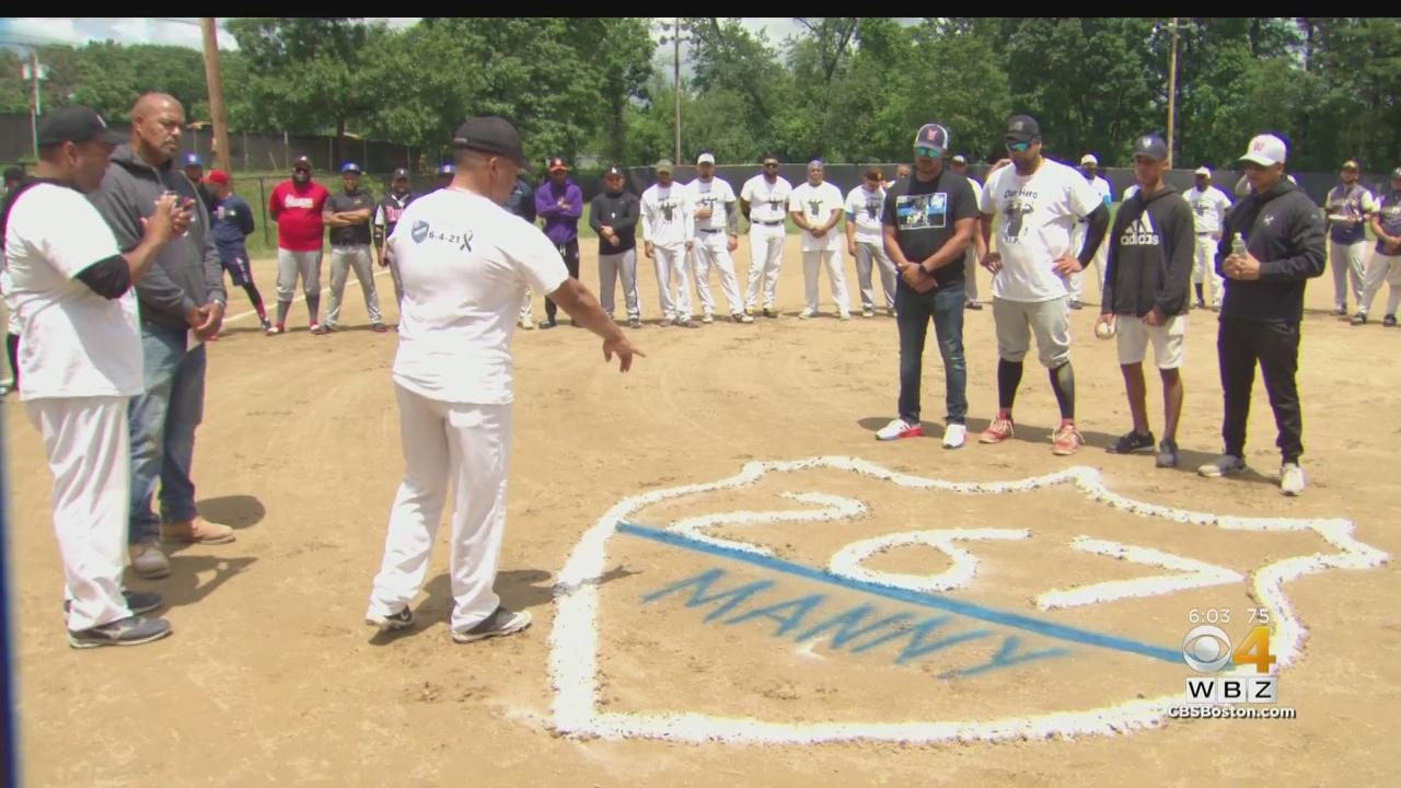 Brothers, Friends Of Fallen Worcester Police Officer Manny Familia Organize Softball Game To Raise Money For Family