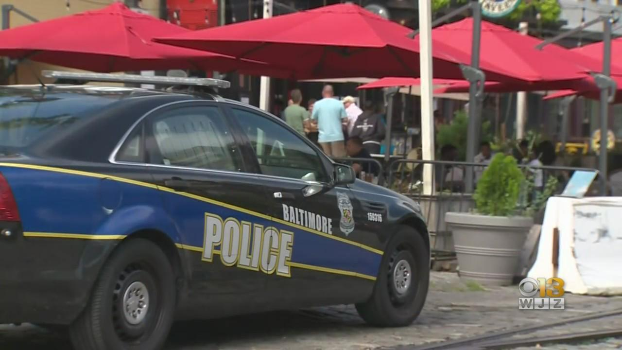 Fells Point Frustration: Police Presence Stepped Up In Fells Point After Violent Weekend, Complaints