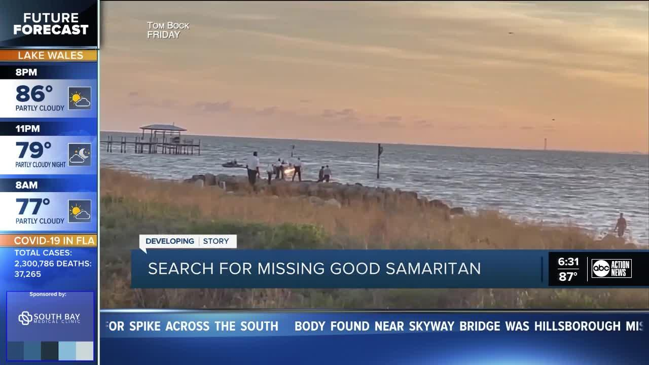 Sheriff: Father and son confirmed dead after drowning, another man still missing