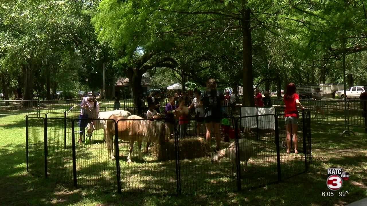 Festival of the Live Oaks held in New Iberia