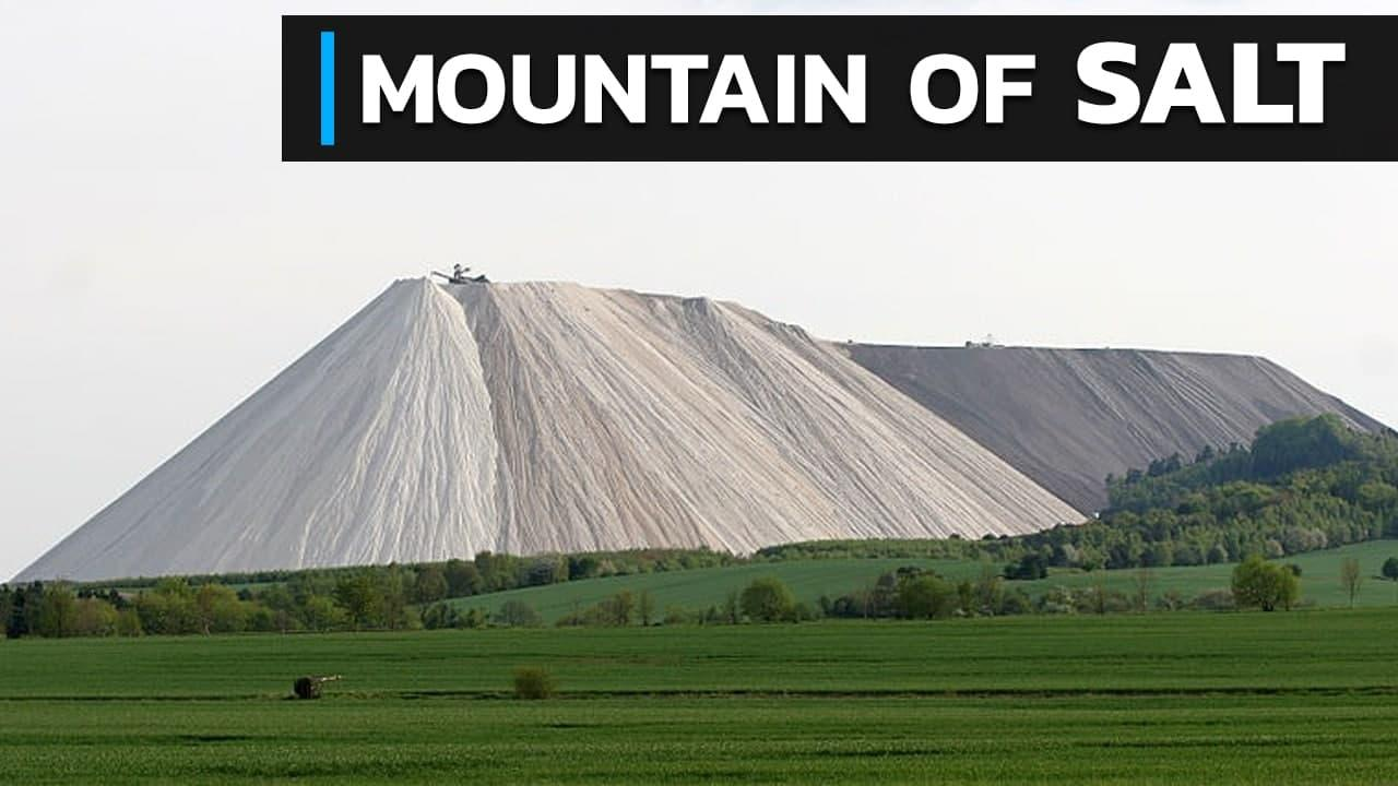 A mountain made of just salt? | Know all about Mount Kali | Oneindia News