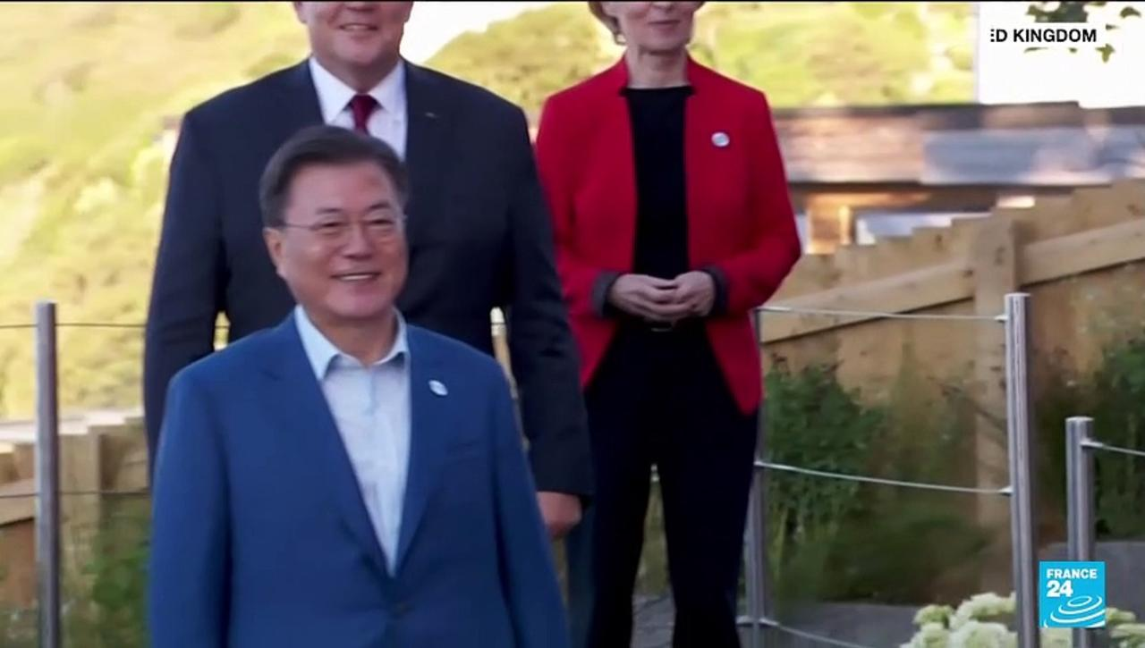 G7 summit: What world leaders agreed on Covid-19, China and climate change
