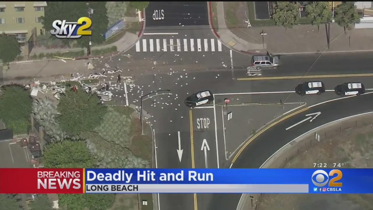 Deadly Hit-And-Run In Long Beach