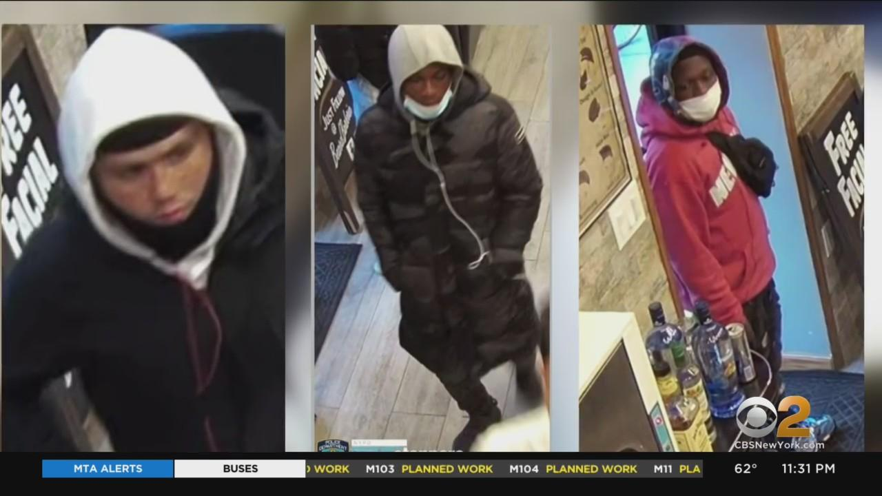 NYPD: Suspects Rob Store, 2 Victims On Street In Same Day