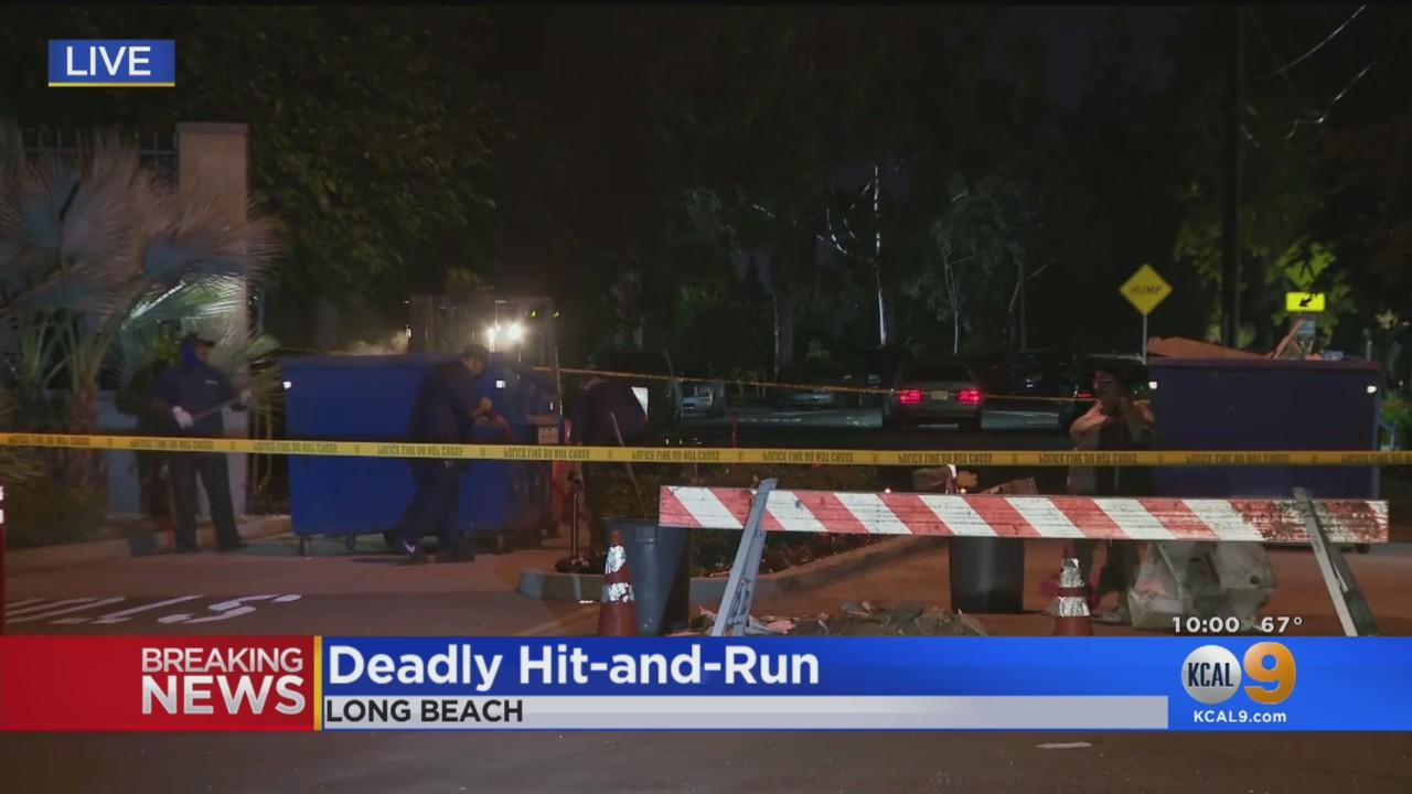 Deadly Hit and Run In Long Beach