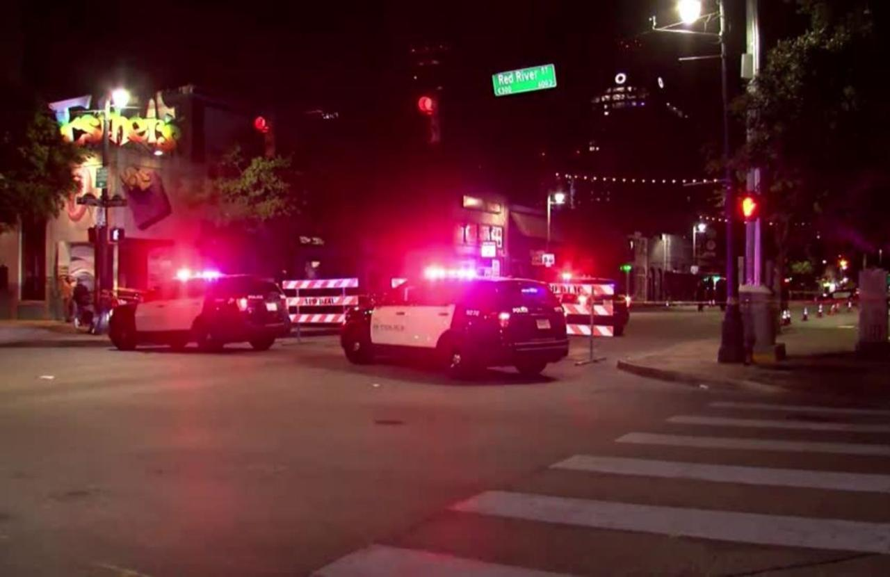Shooting in Texas capital leaves 14 wounded