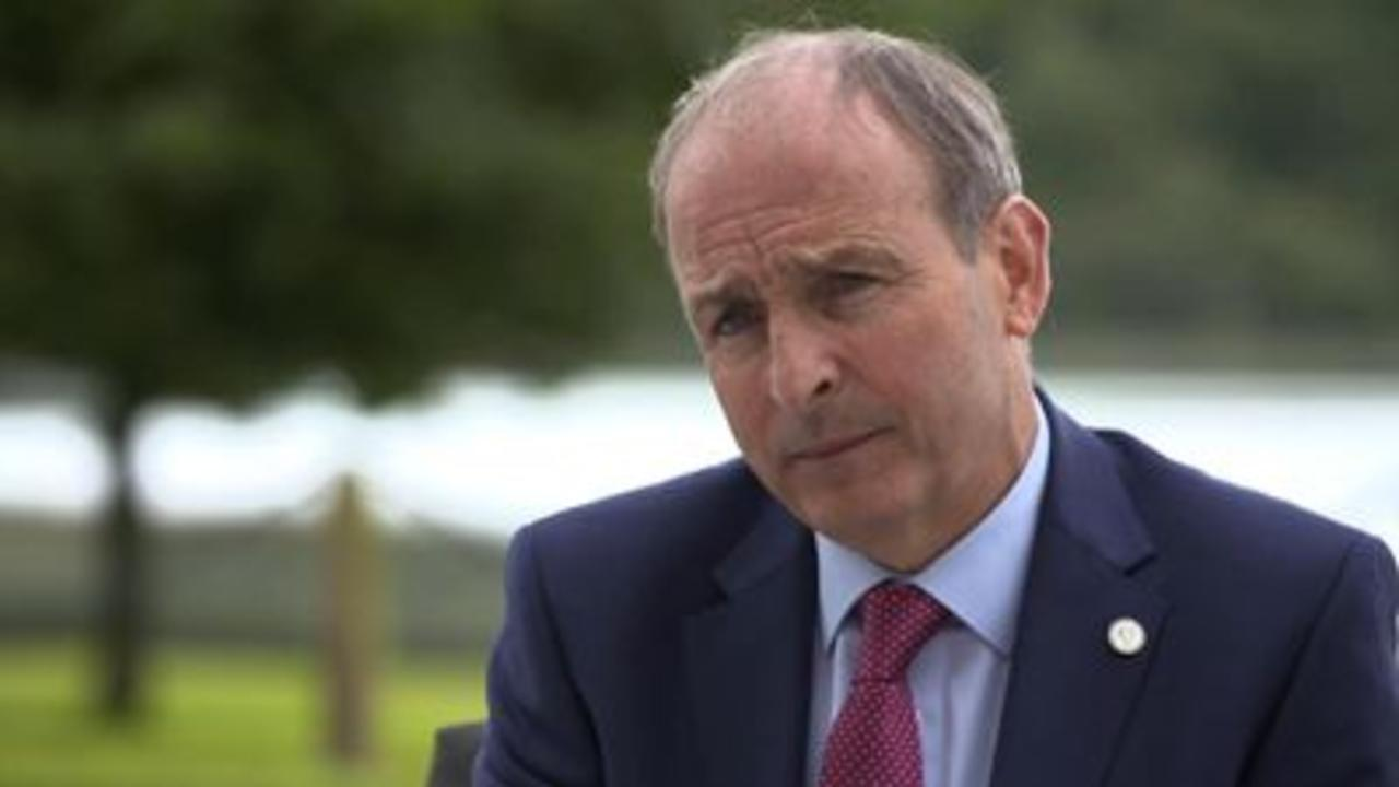 Irish PM: There are solutions to NI Protocol row