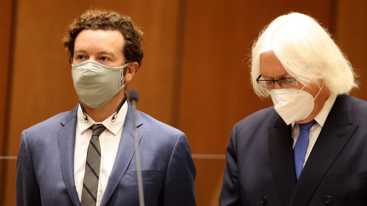 NEWS OF THE WEEK: Danny Masterson rape trial set to begin in November
