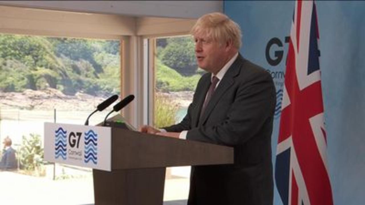 PM: England team can watch presser after victory