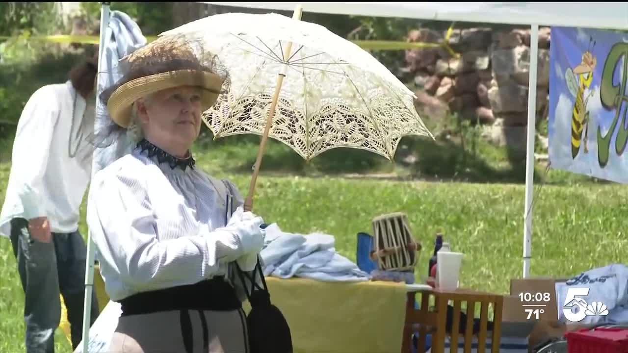 Beards, Bonnets & Brews Festival celebrating Colorado Springs 150th anniversary