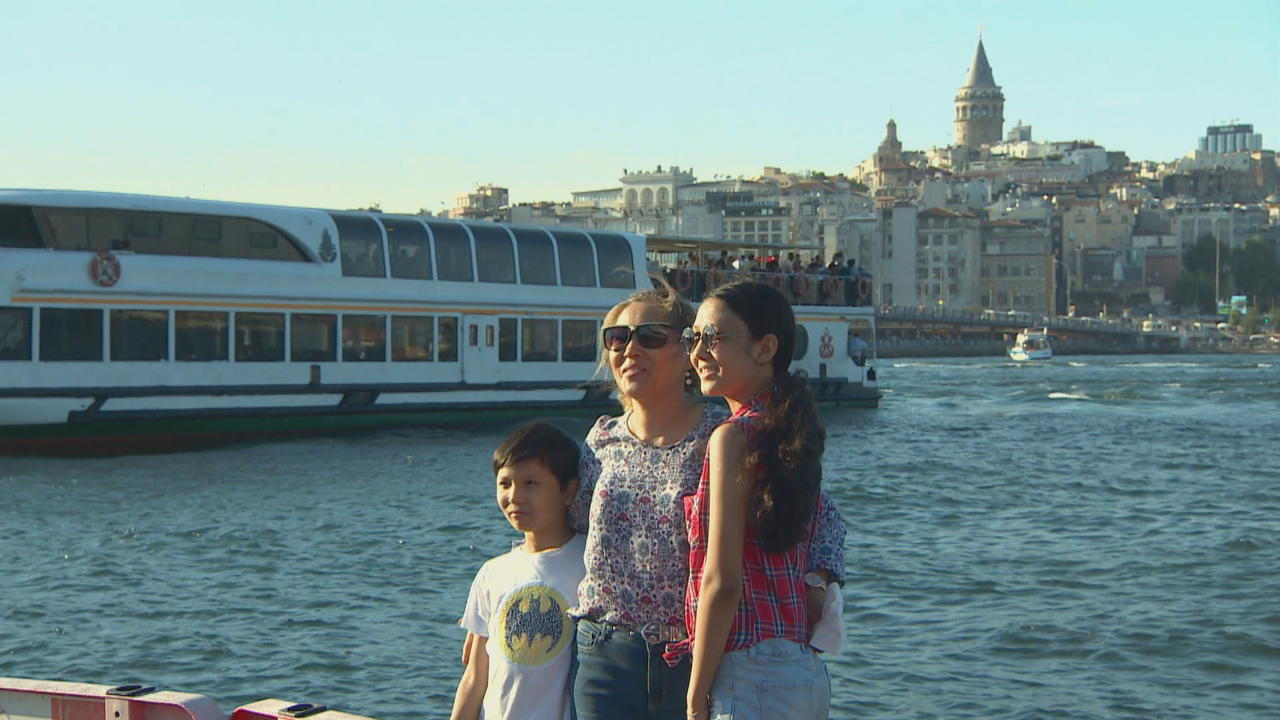 Turkey hopes tourism will recover from pandemic