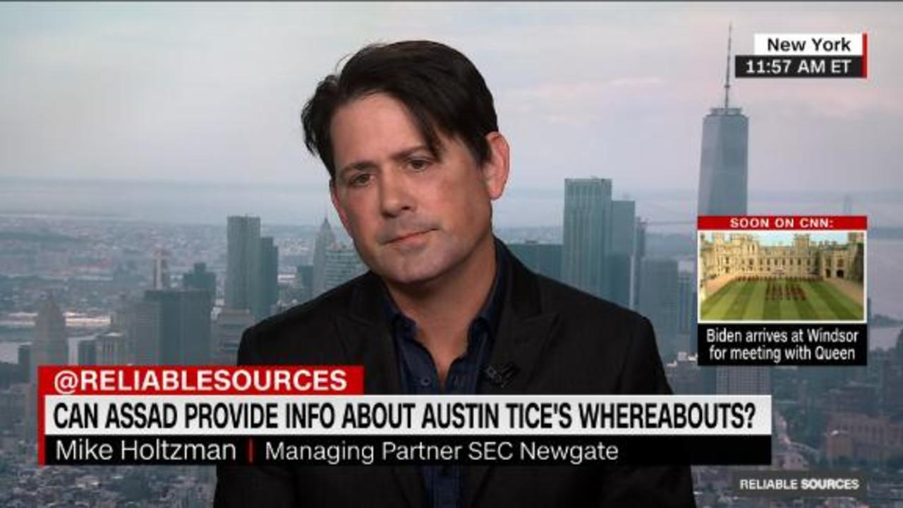 New hope for missing U.S. journalist Austin Tice?