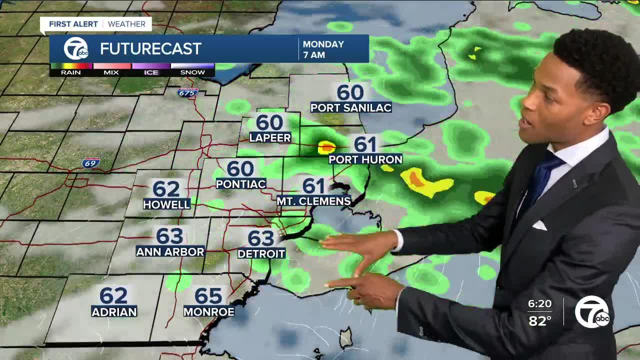 More rain is on the way