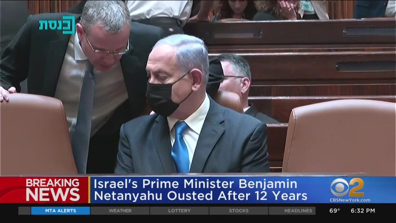 Longtime Israel Prime Minister Netanyahu Ousted