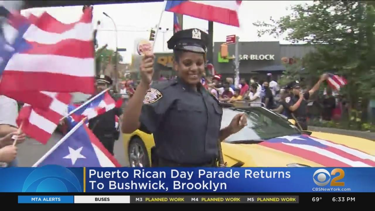 Puerto Rican Day Parade Held Live In Brooklyn