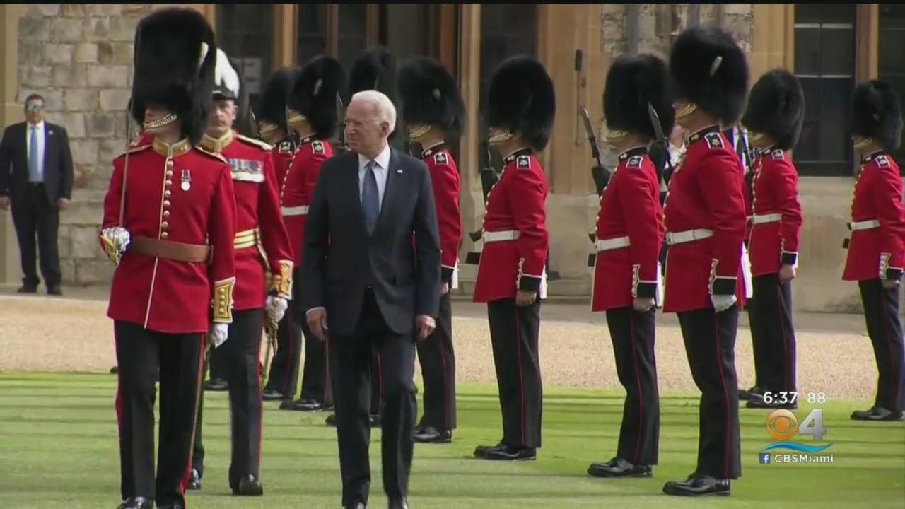 President Biden Invites Queen Elizabeth To The White House