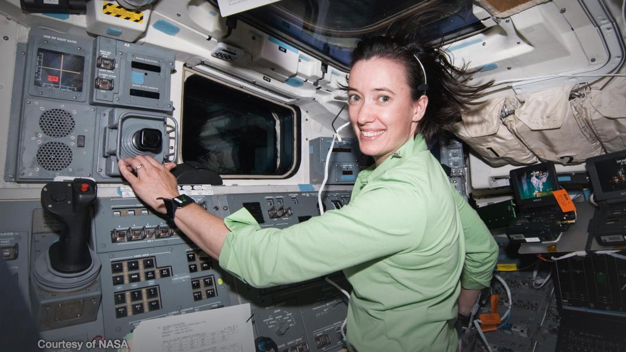 A NASA astronaut's lessons on fear, confidence and preparing for spaceflight   Megan McArthur