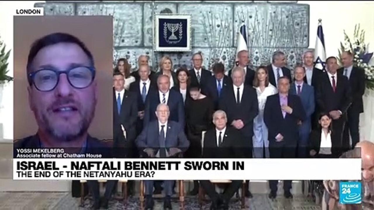 Israel, Naftali Bennett sworn in, the ned of the Netanyahu era?