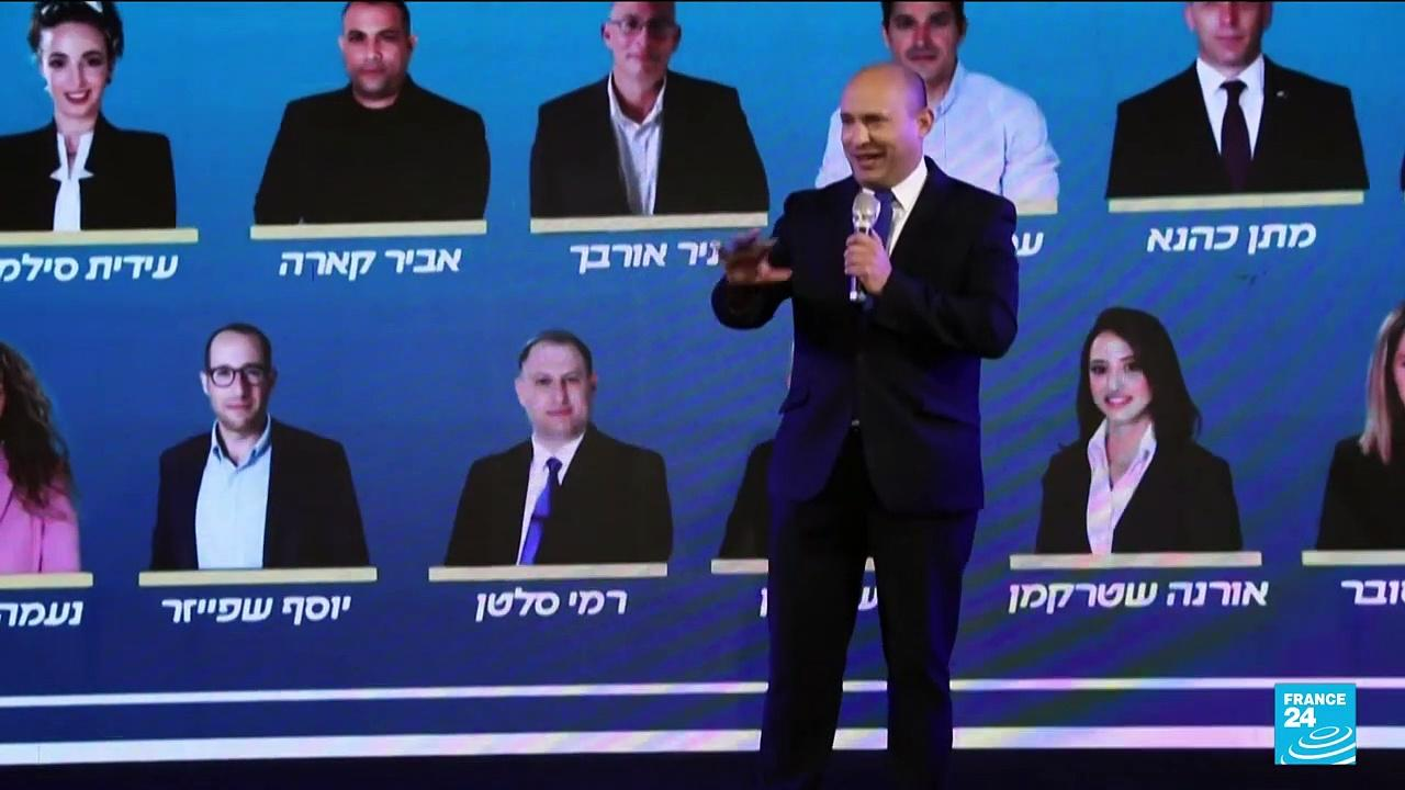 Israel - Naftali Bennett sworn in: A tech millionaire and former special forces commander