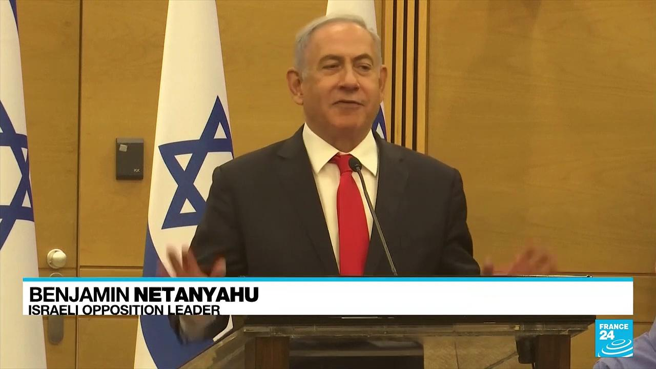 Israel new govt: 'The fraud government will fall quickly', says Netanyahu