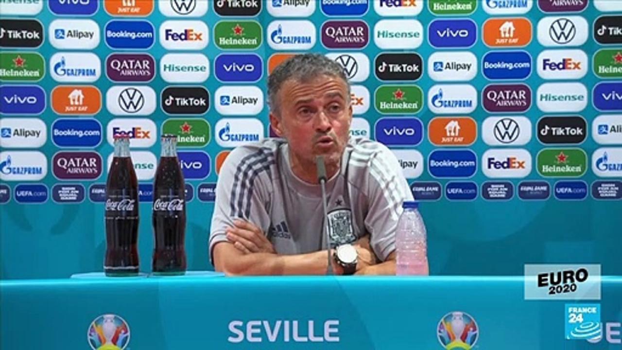 Euro 2020: 'No excuses', says Luis Enrique as Spain get set for Sweden