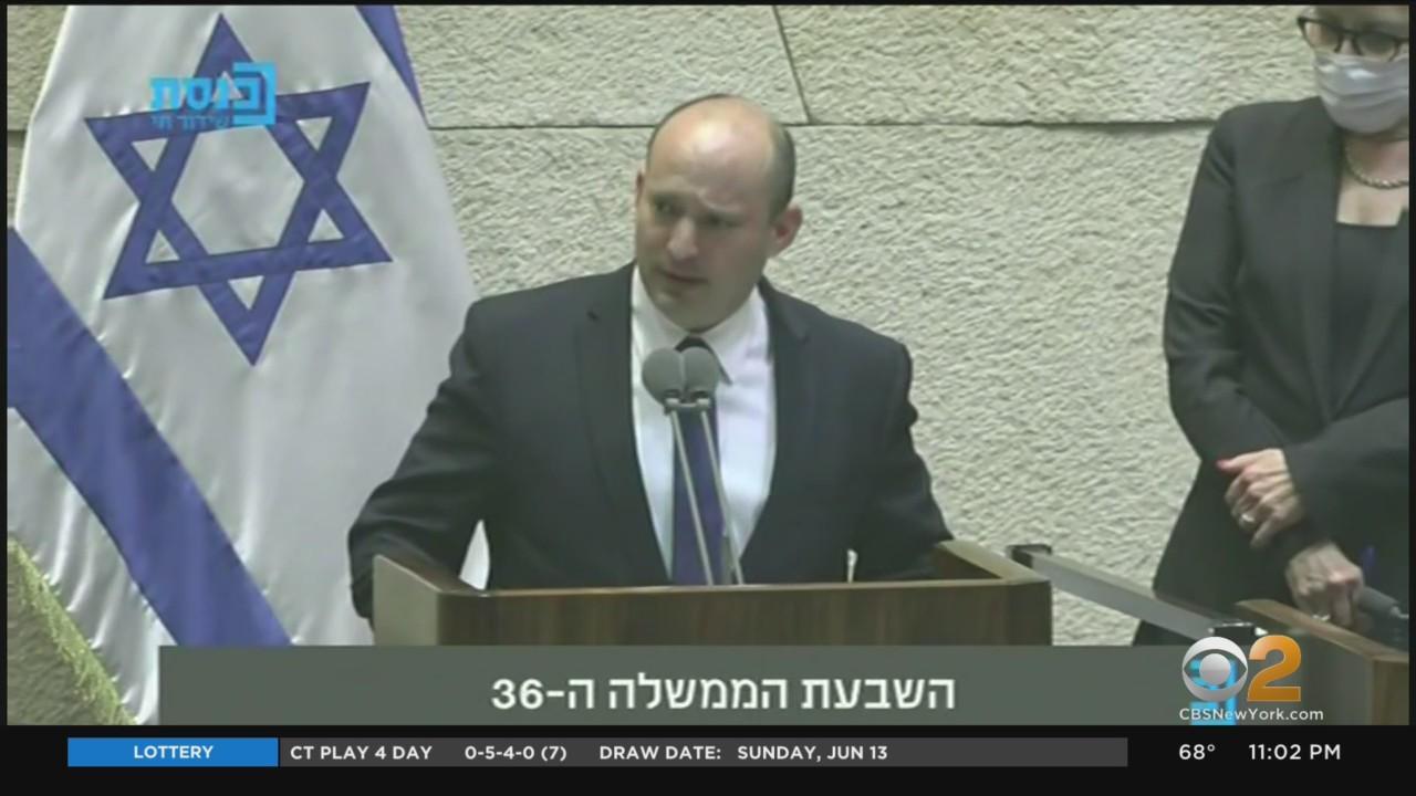 Netanyahu's 12-Year Reign Ends; Bennett New Israel Prime Minister