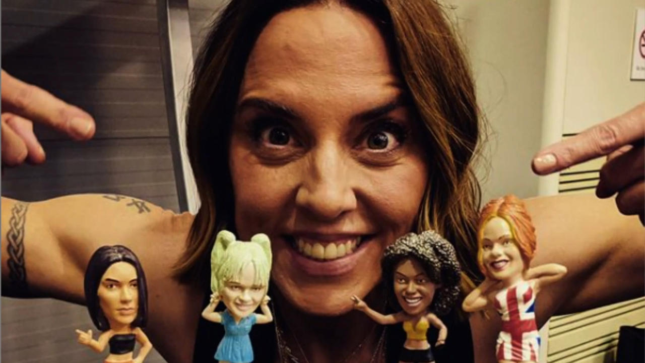 Mel C rescues Spice Girls memorabilia from online auction