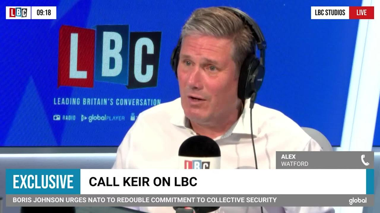 Sir Keir Starmer: Government's pathetic border policy to blame for possible lockdown ease delay