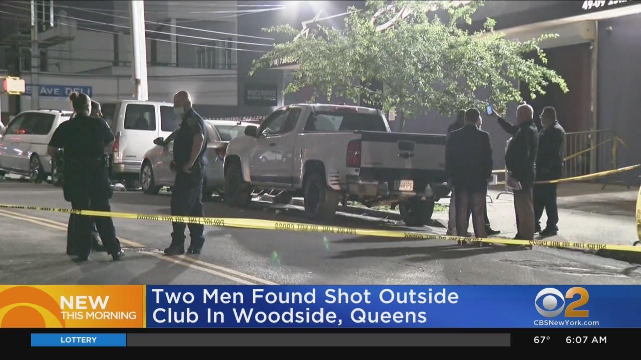 Shooting Outside Queens Gentlemen's Club