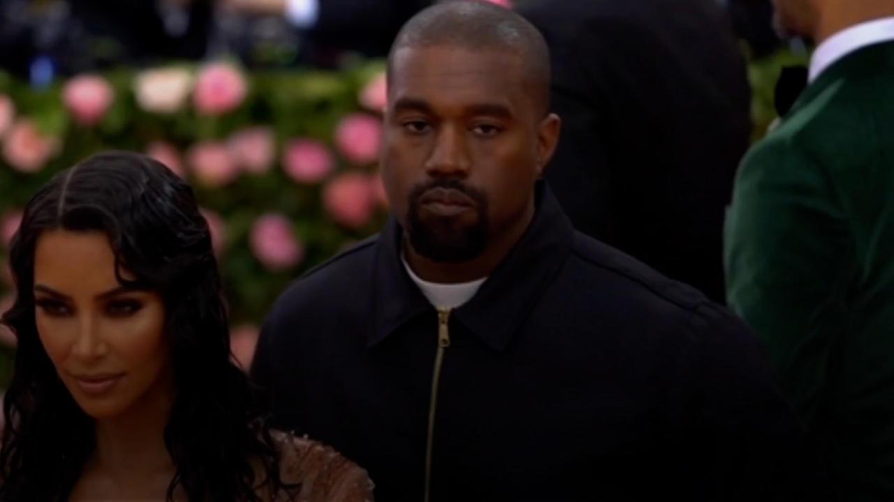 Kanye West le hace 'unfollow' a la familia Kardashian