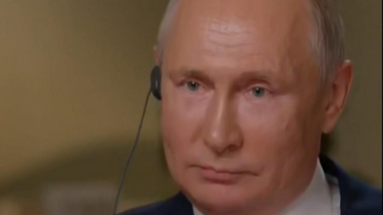 Putin denies creating worldwide instability