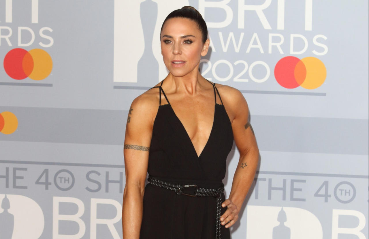 Mel C panicked when thousands of pieces of memorabilia ended up on eBay