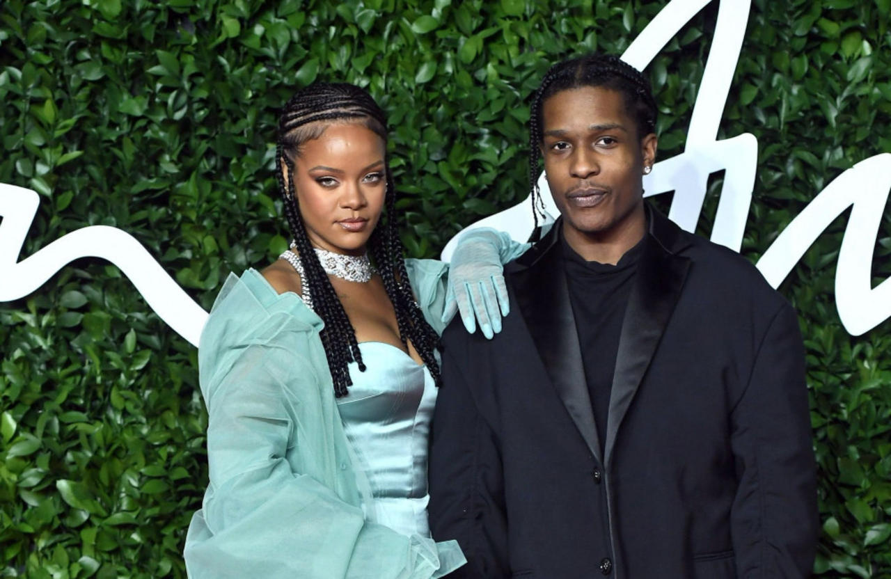 A$AP Rocky 'truly blessed' to have Rihanna in his life