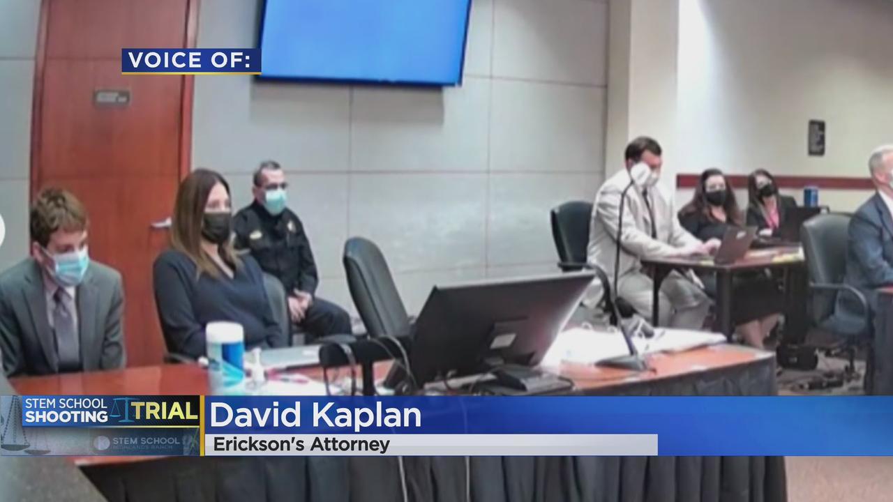 Closing Arguments In Devon Erickson STEM School Shooting Murder Trial