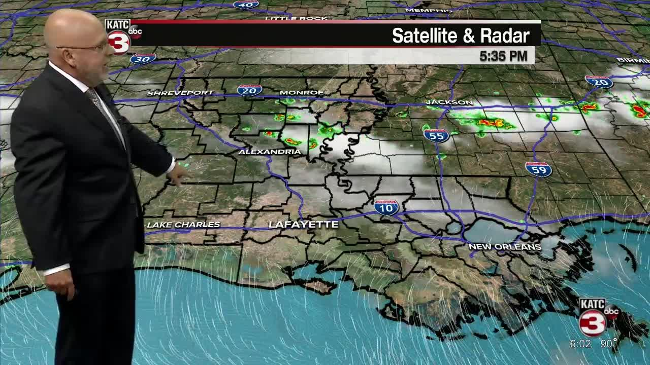 ROB'S WEATHER FORECAST PART 1 6PM 6-14-2021