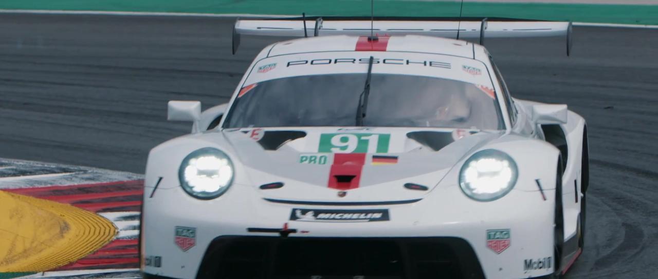 Porsche - A Difficult Challenge
